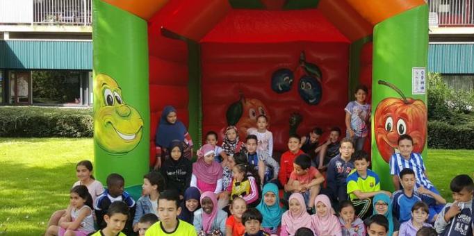 Sportdag voor de kinderen!