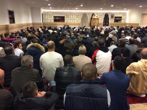 Foto's van de moskee